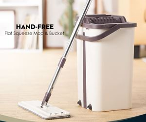 HANDFREE MAGIC MOP - NEW