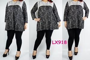 LX918 * Bust100-117cm