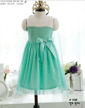 @ G060/14 GREEN DRESS - 332125