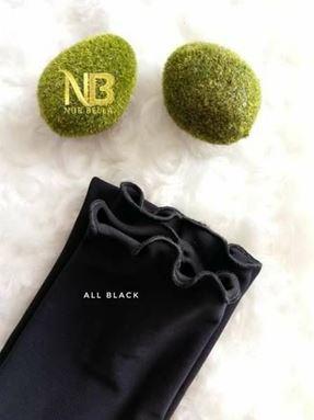 LUNA - ALL BLACK