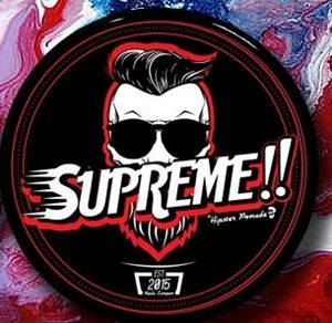 HIPSTER POMADE SUPREME RED