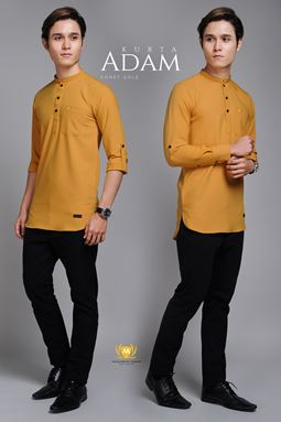 KURTA ADAM (HONEY GOLD)