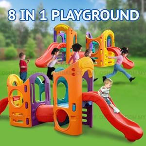 8 IN 1 PLAYGROUND
