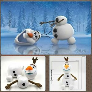 Detachable Olaf The Snowman