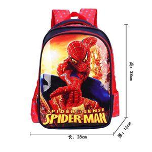 PREORDER  Nursery-Kindy School Bags ( SPIDERMAN ) ETA EARLY SEPT