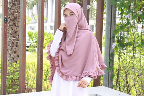 PURDAH HERMOSA - DUSTY ROSE