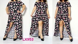 LX953  *Ready Stock * Bust 105-158cm