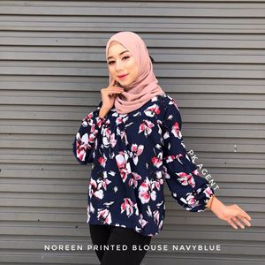 NOREEN PRINTED BLOUSE