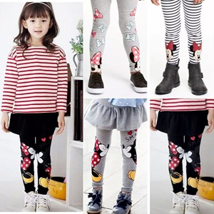 BB10045 Leggings & Legging Skirt Mickey Minnie Mini Mouse