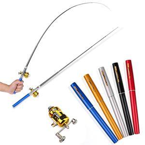 Fishing rod pen