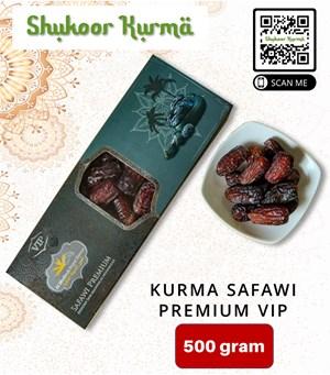 Kurma SAFAWI PREMIUM VIP-500 gram