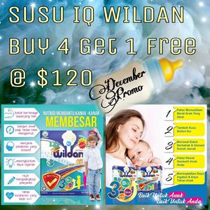 IQ Wildan Year End Sale