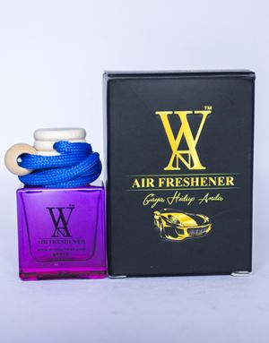 WAN AIR FRESHENER -  APPLE BLOSSOM