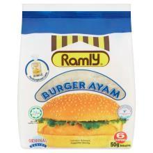 BURGER RAMLY AYAM