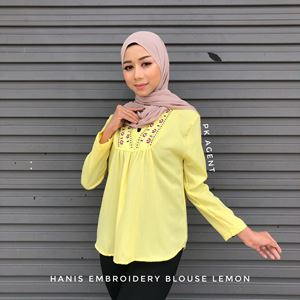 HANIS EMBROIDERY BLOUSE