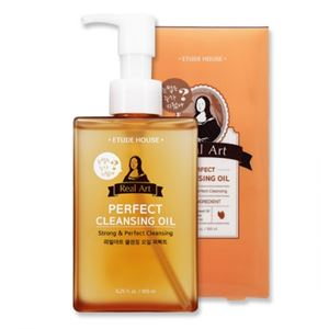 ETUDE HOUSE Real Art Perfect Cleansing Oil