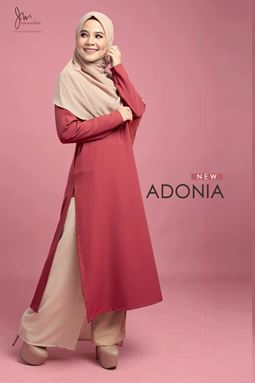 ADONIA (DUSTY PINK) Y.E.S