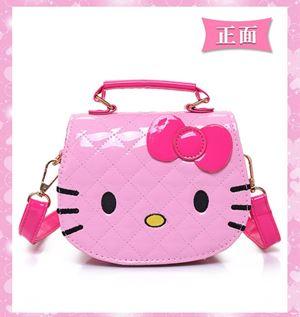 Pink Hello Kitty Handbag
