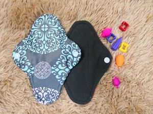 Cloth Pad - Abstract ( Bravery) Size S