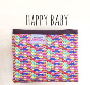BABY WRAP MAK YANG HAPPY BABY