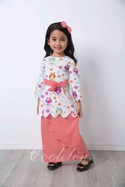 Kurung Scallop Owl by Coolelevs - 04