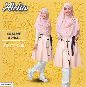 Atelia ( Creamy Bridal )