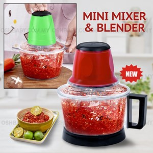 MINI MIXER & BLENDER