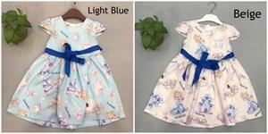 Full Print Cinderella Dress