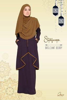 KEBARUNG SYAFEEQA - BRILLIANT BERRY