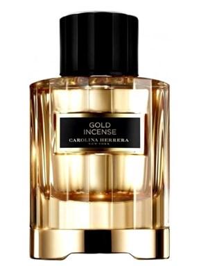 Gold Incense Carolina Herrera for women and men