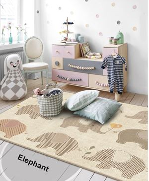Carpet 200 cm x 175cm (PLAYMAT)