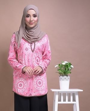 Majestic Blouse MB14 - ONLY SIZE BIG AVAILABLE