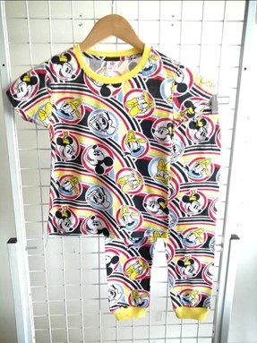 SIZE 2 KIDS  Pyjamas DISNEY EMOJI : KIDS size 2