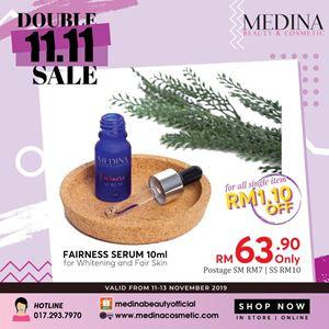 Fairness serum