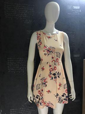 Qmilk Flower Dress