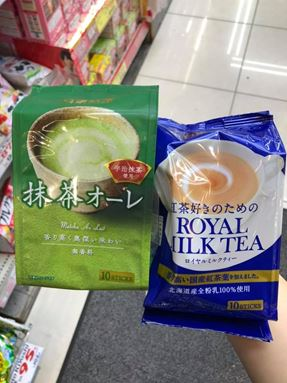 日本皇家奶茶(1包10条)Japan Royal Milk Tea (1pack 10stick)