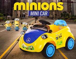 MINIONS MINI CAR
