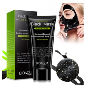 Bioaqua Black Mask Deep Cleansing Blackhead Mask