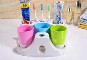 NEW TOOTHBRUSH Dispenser Set