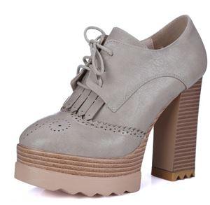 Shoe Z747 Black | Beige | Light Gray | Pink