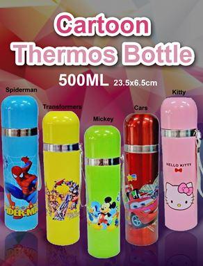 Cartoon Thermos Bottle