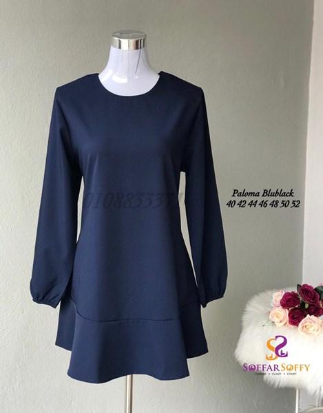 PALOMA BLUE BLACK ( SAIZ 40 42 44 46 48 50 52 )