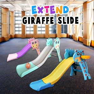 EXTEND GIRAFFE SLIDE 10 AUG 20