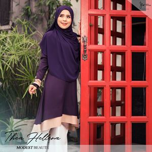 THEA HELLENA MODEST BEAUTE (SEXY PURPLE)