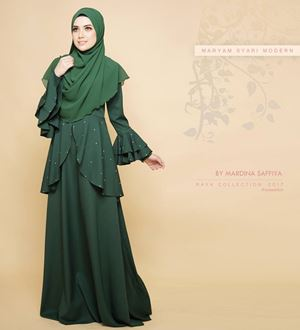 MARYAM SYARI (EMERALD GREEN)