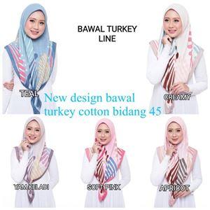 BAWAL TURKEY COTTON LINE (LELONG)