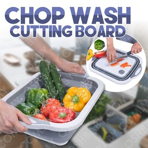 CHOP WASH CUTTING BOARD ETA 21 JAN 22