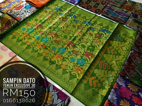 SM3D-92 -  SAMPIN DATO TENUN EXCLUSIVE 3D