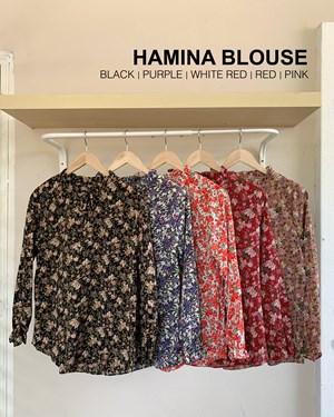 Hamina blouse