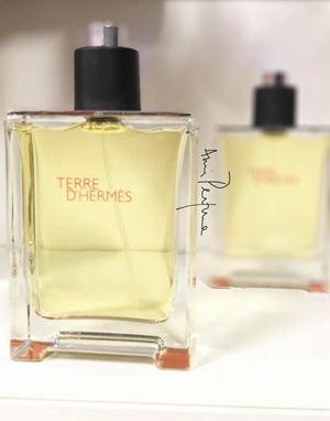 Terre d'Hermes Hermes for men 200ml Pure Parfume